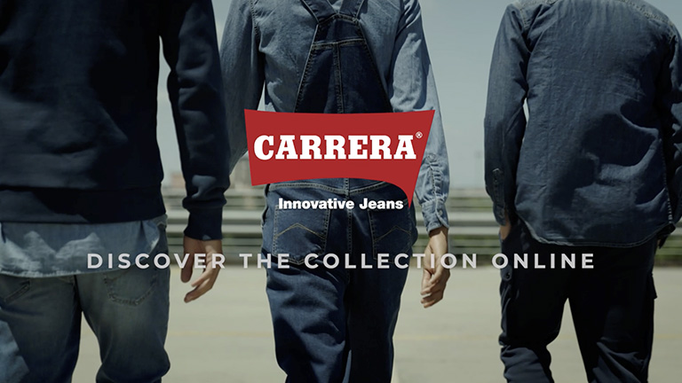 Sell online clothing by Carrera Jeans